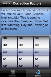 O Insulin Pro é um aplicativo bem bacana pra ajudar no controle de quem não usa a bomba.