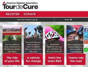 Tour de Cure ADA
