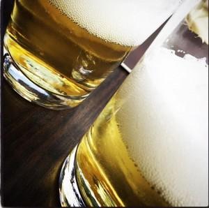 Cerveja deve ser consumida com moderação