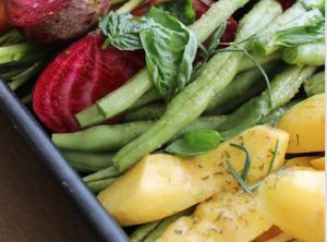 legumes de forno