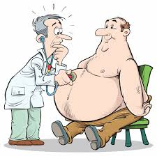 obeso desenho