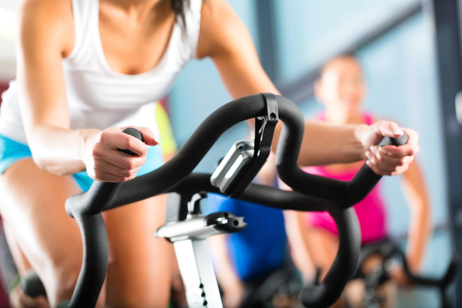 Aulas de bike ajudam a controlar a glicemia